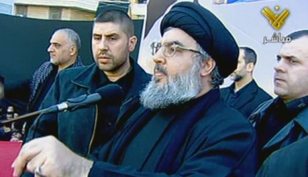 Hezbollah chief in first public address since 2006 - AFP - December 6, 2011