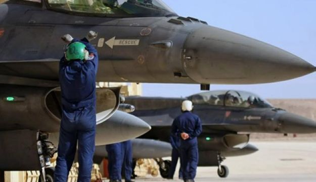 Israel, Greece joint air force exercise