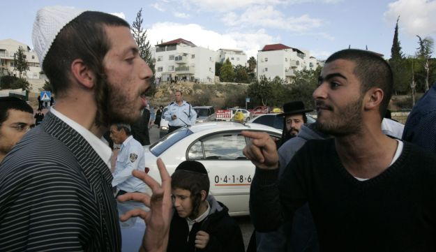 Secular and ultra-Orthodox argue