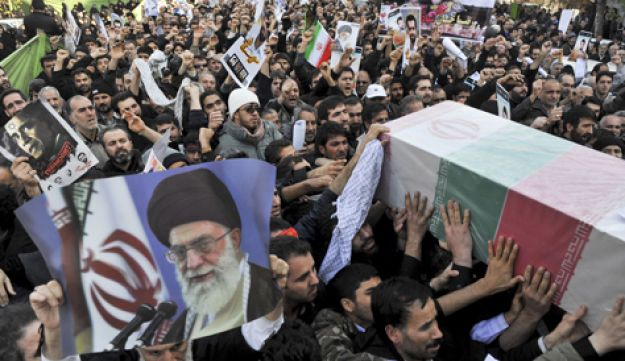 Iran assassination - AP - January 2012