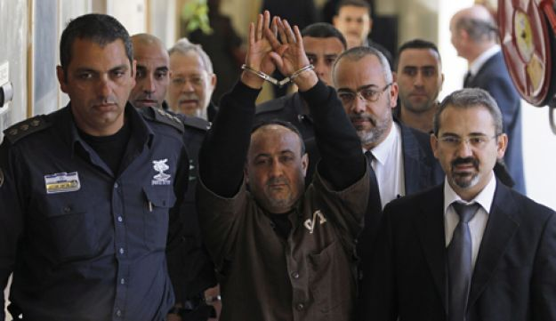 Barghouti - Reuters - Jan 2012