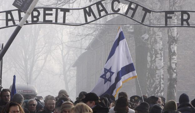 International Holocaust Remembrance Day 2012 3 - AP- 28012012
