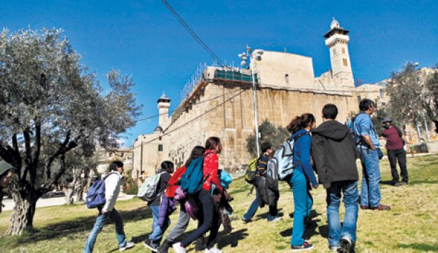 heritage tour to Hebron