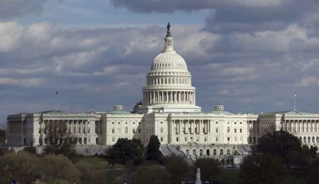 The U.S. Capitol building in Washington, D.C. - Bloomberg