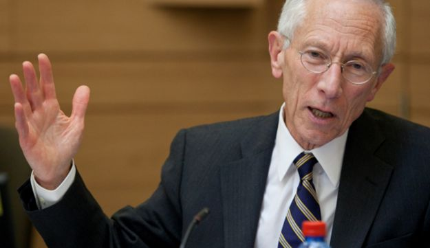 Governor of the Bank of Israel, Stanley Fischer, in the Knesset, May 2, 2012.