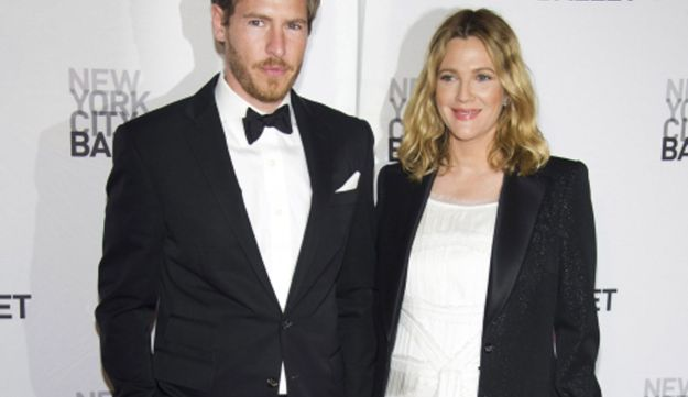 Will Kopelman and Drew Barrymore attend the New York City Ballet's Spring Gala in New York, 2012