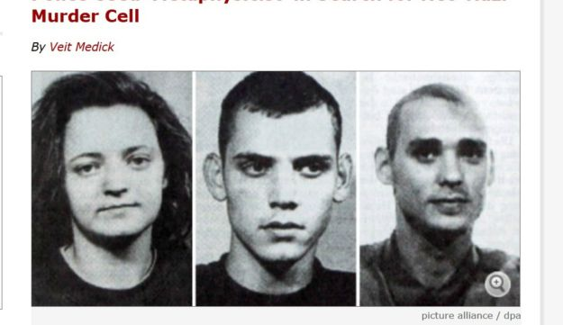 Image of the NSU suspects