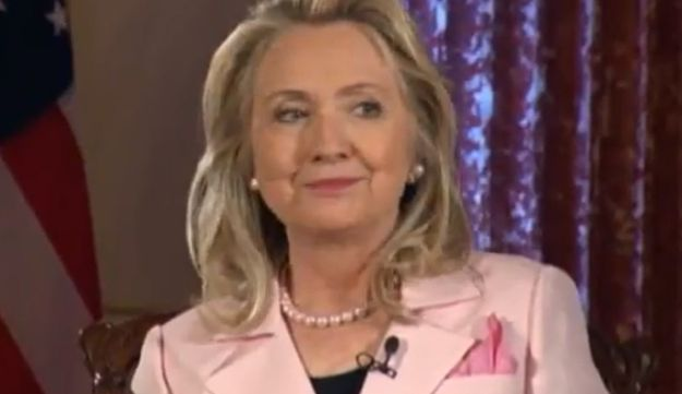 Clinton in interview with Charlie Rose - June 21, 2012