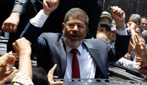 Egypt's new president Mohammed Morsi - Reuters - June 16, 2012