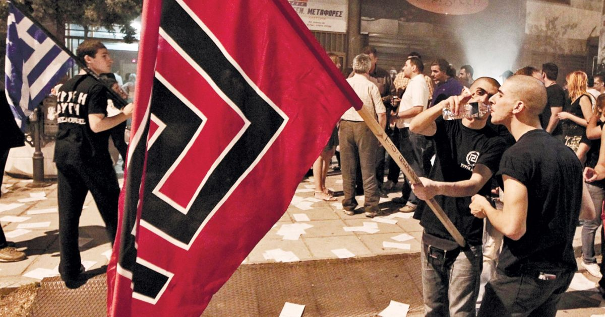 """an introduction to the issue of neo nazis of europe Current issue all issues manage  of a music festival practically anywhere in europe  inundation,"""" a sort of woodstock for neo-nazis,."""
