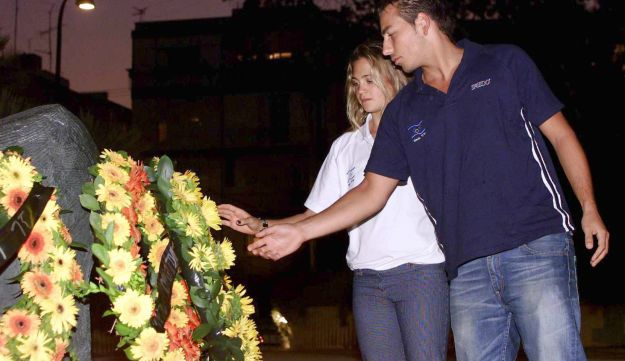 Remembering the Munich 11 in Israel.