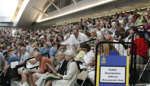 Presbyterian General Assembly July 5, 2012 (AP)