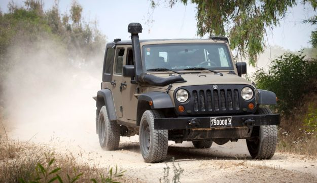 Automotive Industries produces jeeps for the IDF.