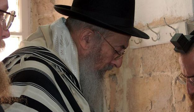 Rabbi Zvi Tau