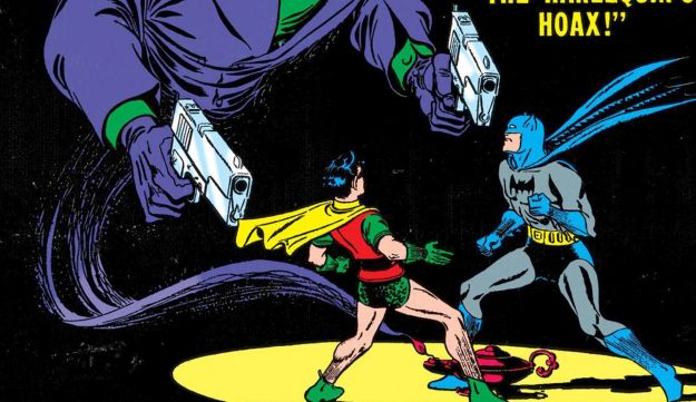 The cover of issue 69 of 'The Batman Detective Comics.'