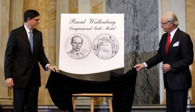 Raoul Wallenberg Congressional Gold Medal