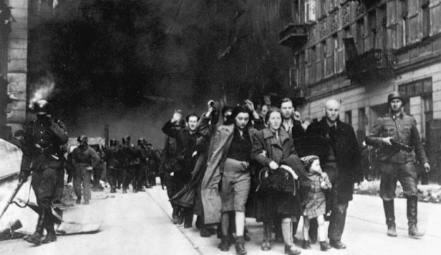The Warsaw Ghetto Uprising
