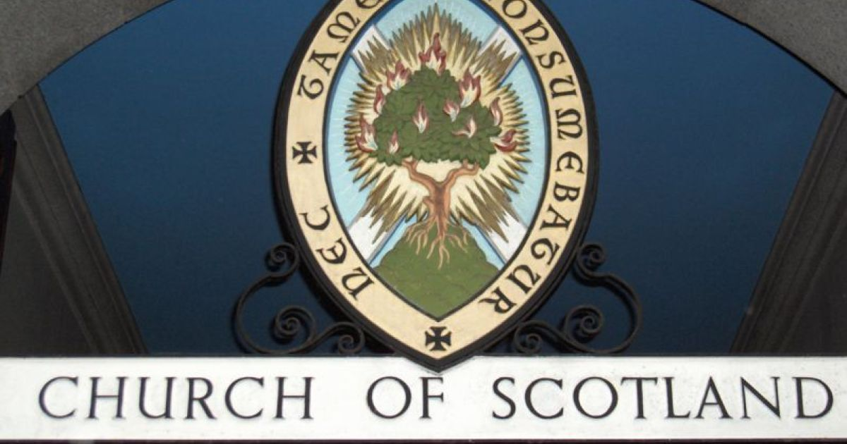 the church of scotland s parody of judaism opinion israel news