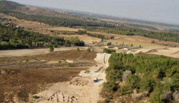 2,300-year-old village discovered on road to Jerusalem