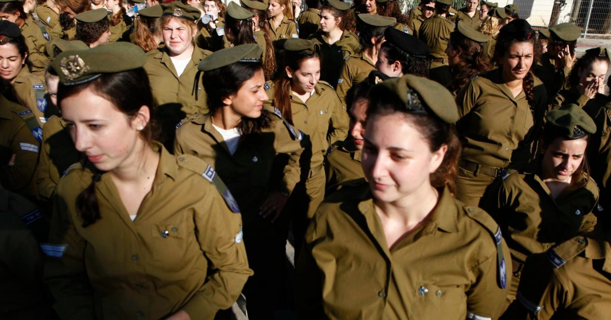 Feminism and the army don't mix, even in Israel | Opinion