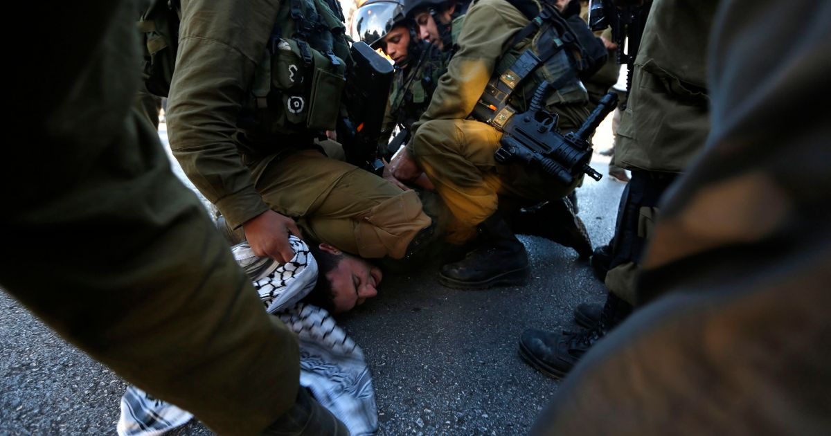 George Orwell and Israel's 'Democratic' Occupation of the West Bank