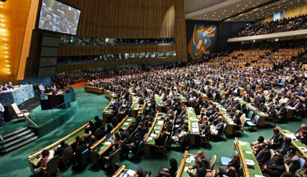 United Nations General Assembly - AP - 21.9.2011