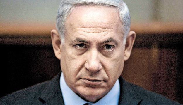 Netanyahu is known for his dramatic declarations. Let's hope he continues talking, not doing