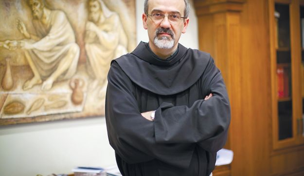 Father Pierbattista Pizzaballa