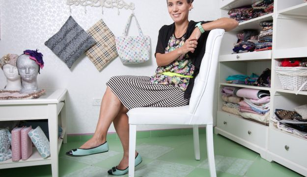 Designer Amanda Kramer, a traditional Jew with an untraditional approach