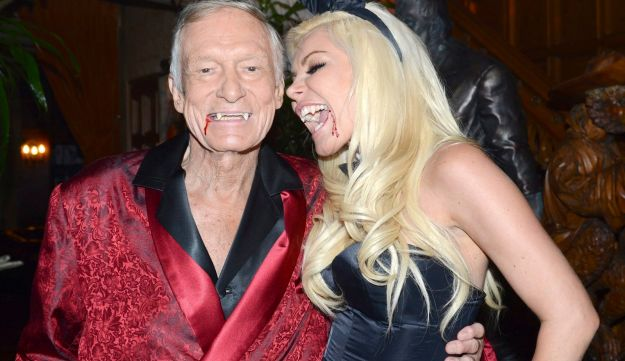 Hugh Hefner (Reuters)