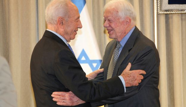 Carter and Peres - Mati Milstein