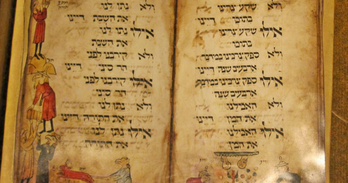 Who Wrote the Passover Haggadah?