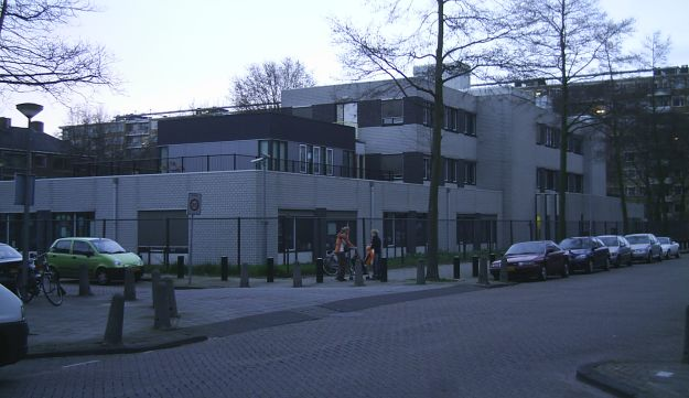 Cheider Jewish school in Amsterdam, The Netherlands.