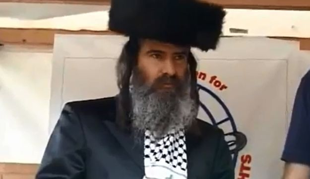 Rabbi Josef Antebi in 2011.