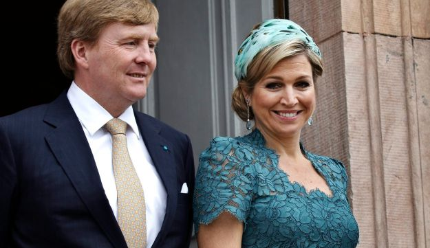King Willem-Alexander and Queen Maxima of the Netherlands, June 25, 2013.