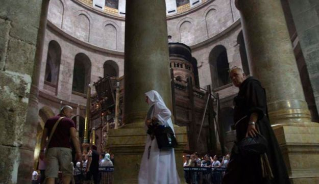 Church of the Holy Sepulchre - Reuters