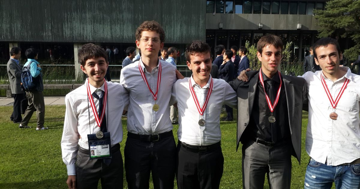 Israel's Young Einsteins Finish 13th in World Physics Championships