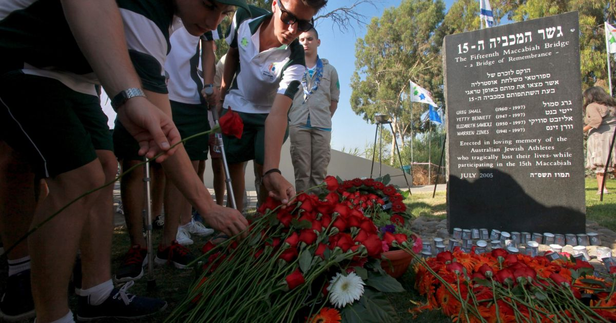 maccabiah bridge collapse The family of one of the victims of the 1997 maccabiah games bridge collapse has welcomed a decision to move the opening ceremony for future games to.