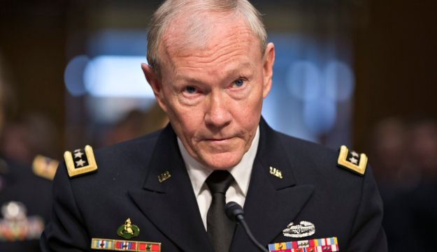 Chairman of the Joint Chiefs of Staff, Gen. Martin E. Dempsey
