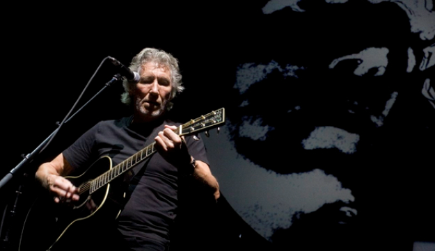 Roger Waters performs in Toronto in 2010.