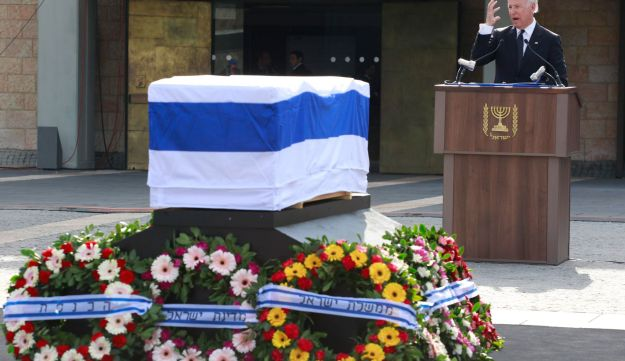 Former Prime Minister Ariel Sharon Laid to Rest in State Funeral