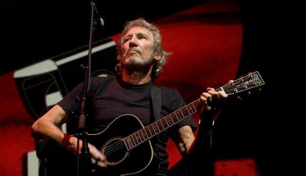 Roger Waters performs at the Coachella Music Festival