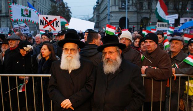 Hungary anti-Semitism