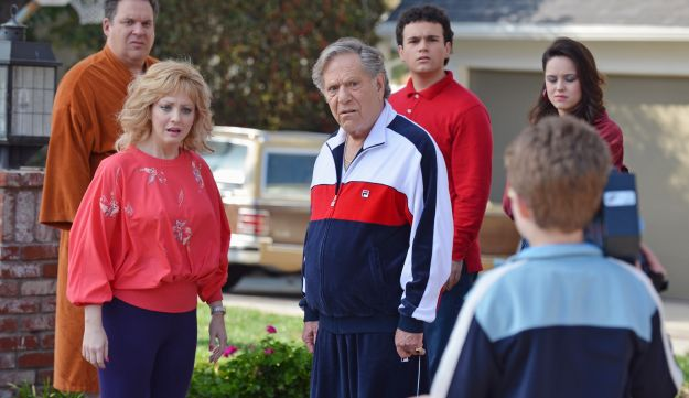 A scene from ABC's  'The Goldbergs.'