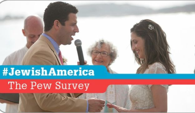 The Pew Survey on Jewish Americans