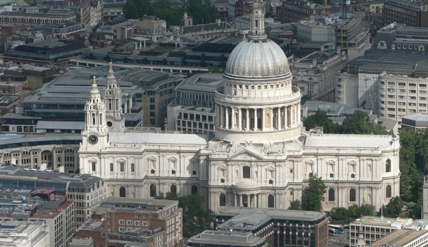 Illustration: St Paul's cathedral, London