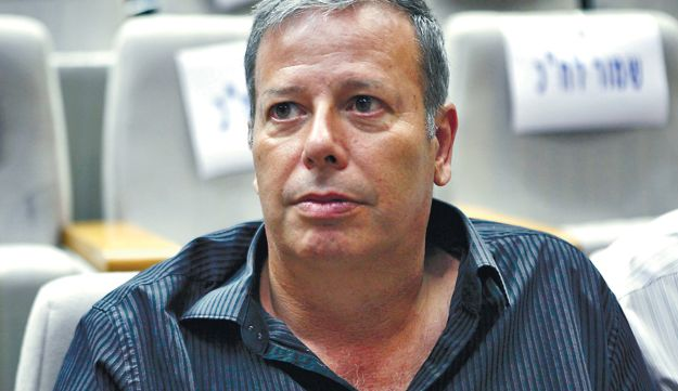 Upper Nazareth Mayor Shimon Gapso