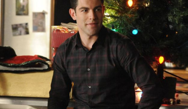 Max Greenfield in a scene from 'New Girl.'