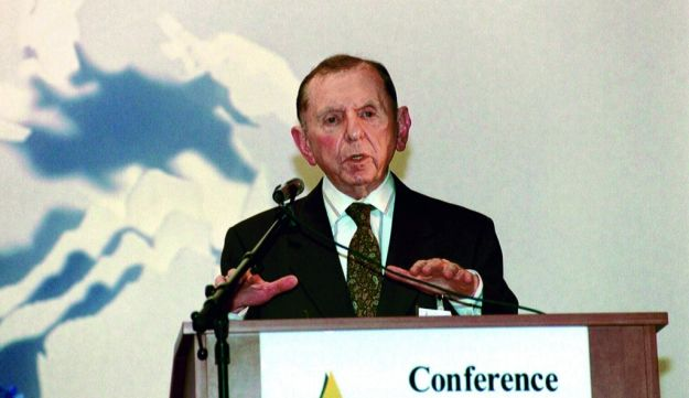 Saul Kagan, the founder and a longtime chief of the Claims Conference.