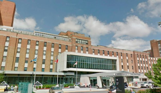 Montreal's Jewish General Hospital